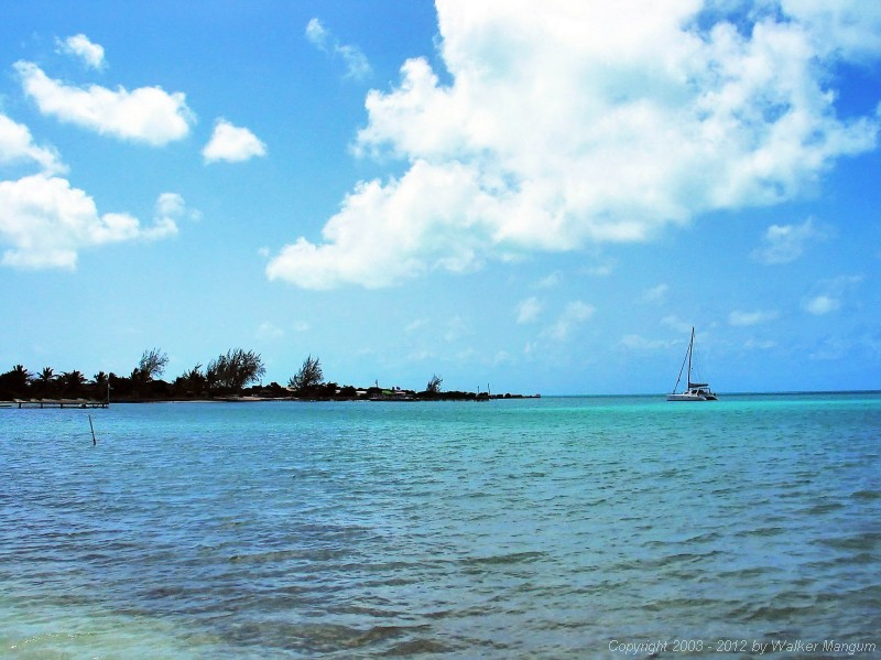 View from Whistling Pines Point on Anegada
