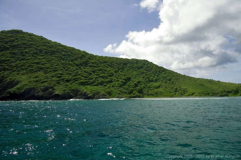 Panorama of Ginger Sound.